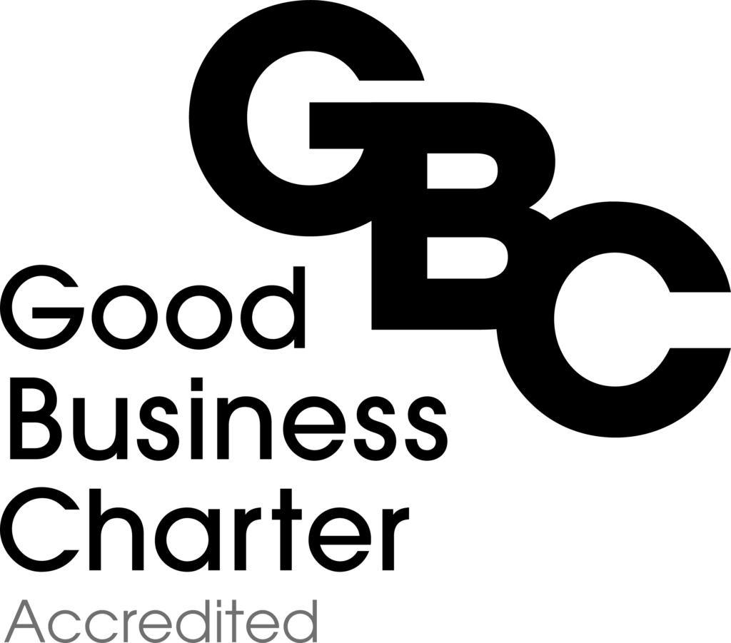 Good Business Charter logo