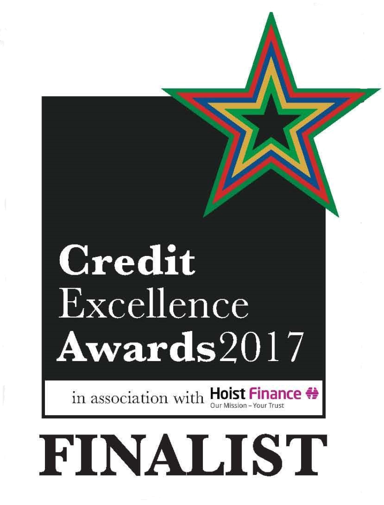 Finalist Credit Excellence Awards 2017 logo